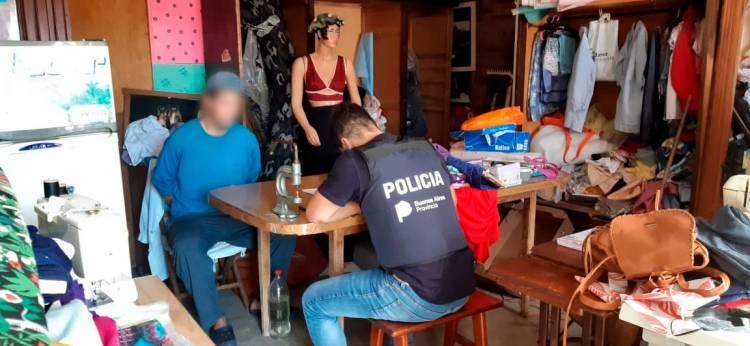 Detenido por comercialización de estupefacientes