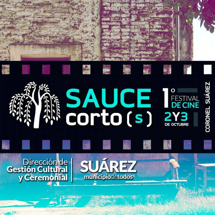 "1° festival de cine de Coronel Suárez ""Sauce Corto(s)"""