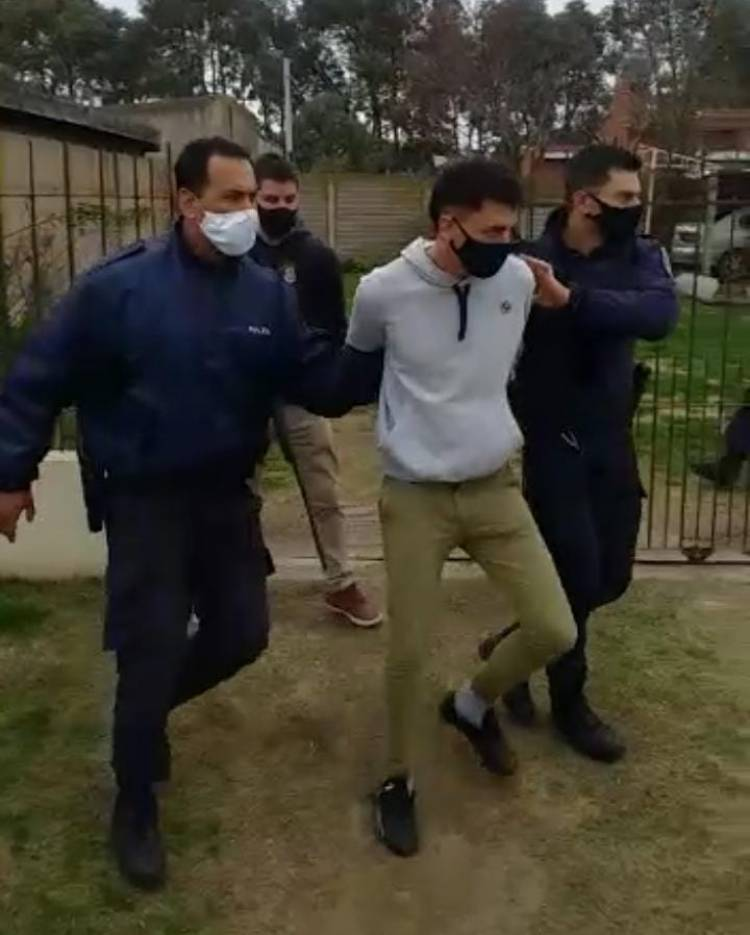 """Continuara detenido en una unidad carcelaria Lionel Agrello Nievas """"Laion"""""""