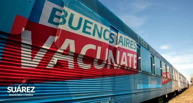 Todo listo para el arribo del Tren Sanitario a Coronel Suárez