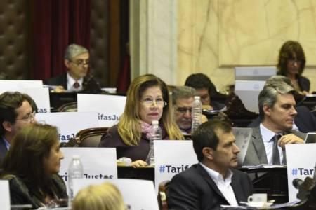 La oposición aprobó los límites a los tarifazos y el Senado lo trata a fin de mes