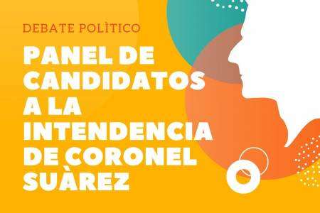 Debate de candidatos a Intendente de Coronel Suárez
