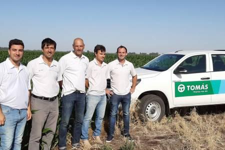 Tomás Hnos fortalece su liderazgo con inversiones  por más de u$s 4 millones