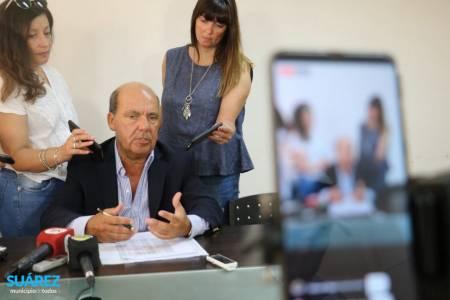 El Intendente solicitará el tratamiento urgente de la Fiscal Impositiva para poder comprar insumos hospitalarios