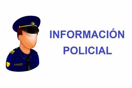 Información policial