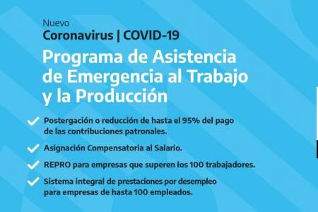 Programa de Asistencia de Emergencia al Trabajo y la Producción