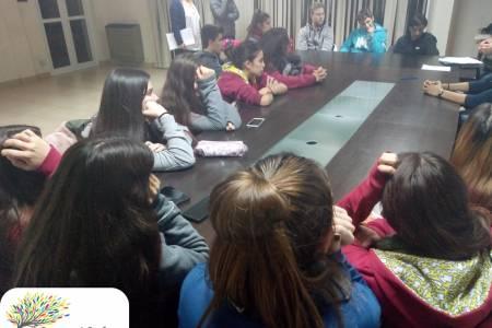 Se están desarrollando los talleres de Orientación Vocacional Ocupacional