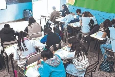 En el primer tramo del año, los alumnos bonaerenses no tendrían calificaciones