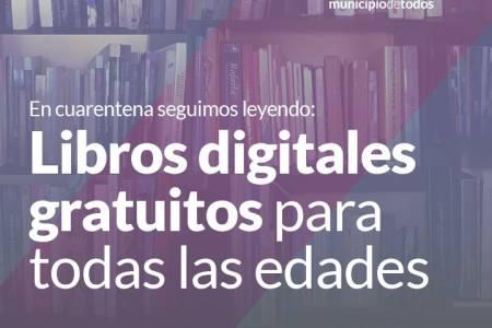 Libros digitales para todas las edades