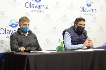 Hay 33 casos confirmados, Olavarría vuelve a Fase 1