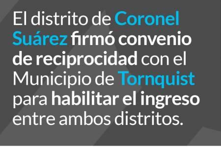 Distanciamiento Preventivo Social y Obligatorio: Coronel Suárez ingresó en la fase 5