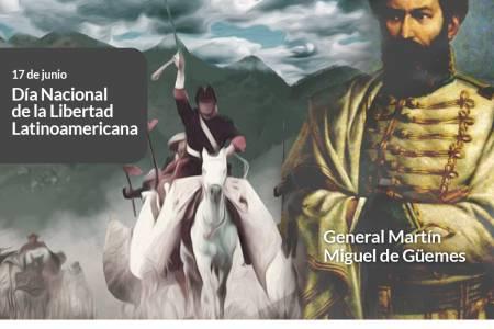 17 de junio - Día Nacional de la Libertad Latinoamericana