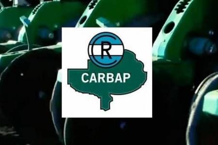 CARBAP en estado de alerta y movilización, y con sesión permanente