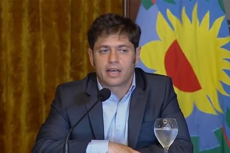 Kicillof anuncia medidas para Pymes y comercios afectados por la cuarentena