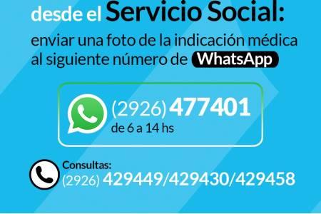 Autorizaciones de prácticas desde el servicio social
