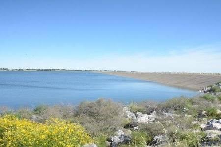 Advertencia de la Provincia sobre el uso recreativo del dique Paso de las Piedras