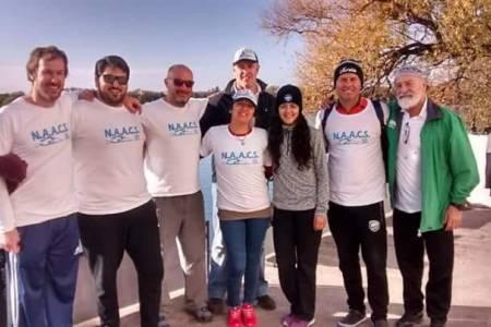 Campeonato Argentino de Aguas Frías: El equipo suarense será parte de la 3° fecha en Pilar