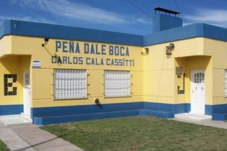 Peña Dale Boca - Venta de sorrentinos caseros