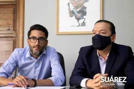 """Duarte: """"Las fiestas deben estar autorizadas por el Municipio"""""""