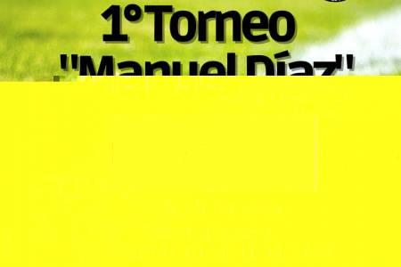 "1° Torneo ""Manuel Díaz"""