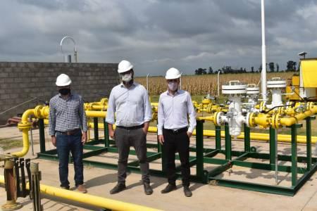 Provincia avanza en obras eléctricas para Guaminí y Coronel Suárez