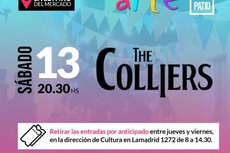 ARTE EN EL PATIO: The Colliers y una jornada de excelencia artística