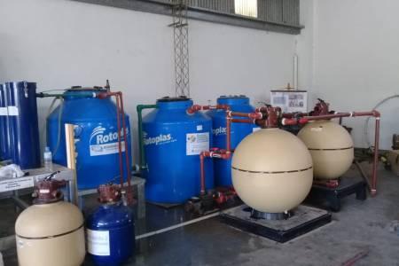 Perfeccionan sistema para purificar hasta 20 mil litros de agua con arsénico por día