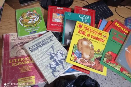 La Biblioteca Infantil pone a disposición material escolar