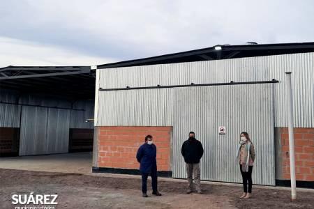 Coronel Suárez contará con un Centro de Acopio transitorio de envases de agroquímicos