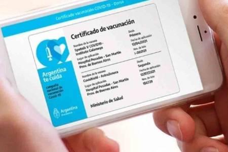 Coronavirus: cómo tramitar el certificado digital de vacunación