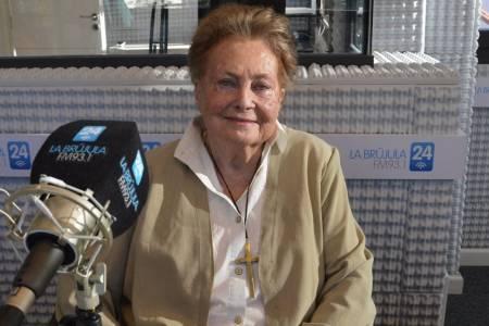 Murió Natty Petrosino, líder mundial de la paz y la solidaridad