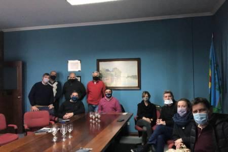 La Cámara de Comercio e Industria generó un encuentro con los pre candidatos del espacio Avanza Libertad