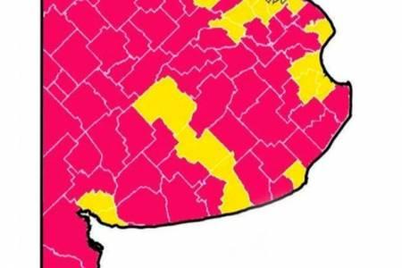 Perlitas de las PASO: Santilli ganó la primaria, pero el mapa bonaerense quedó pintado de rojo