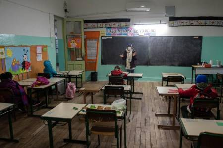 Admiten asistencia a más de 1.800.000 de alumnos con dificultades en la enseñanza
