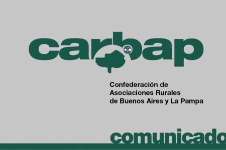 CARBAP rechaza las declaraciones del Ministro de Agricultura, Ganadería y Pesca Julián Domínguez