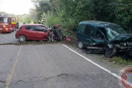 Un accidente en la ruta 76 dejó 4 heridos