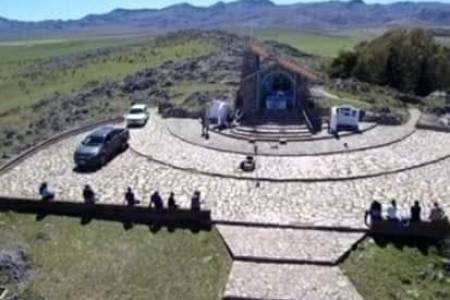 Peregrinación a La Ermita de Saavedra: es presencial y se realiza durante 3 días