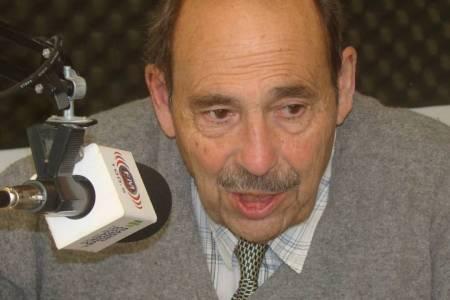 El ComitéLeandro Alem, de la UCR de Coronel Suárez, lamenta el fallecimiento de Horacio Álvarez.
