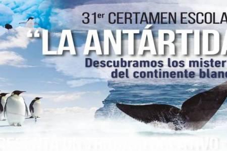 """Prórroga 31° Certamen Escolar de la Cooperativa Obrera """"La Antártida. Descubrámos el Continente Blanco"""""""