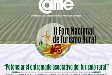 Habrá suarenses en un Foro Nacional de Turismo Rural