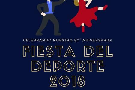 Fiesta del deporte 2018 Club Social, Deportivo y Cultural El Progreso