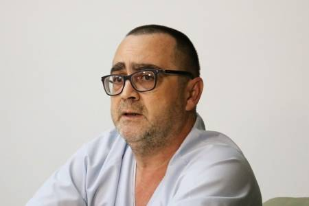 Rogelio Urizar rescindió un contrato millonario en el área de Salud