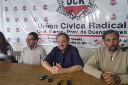 """Ricardo Alfonsín: """"El radicalismo no comparte las políticas que se están aplicando"""""""