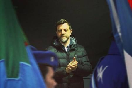 Revuelo por un afiche impulsando la candidatura presidencial de Vidal