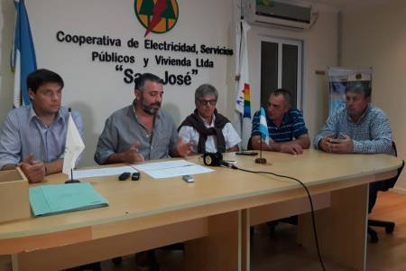 Fueron sorteados los becados por la Cooperativa Eléctrica 'San José'
