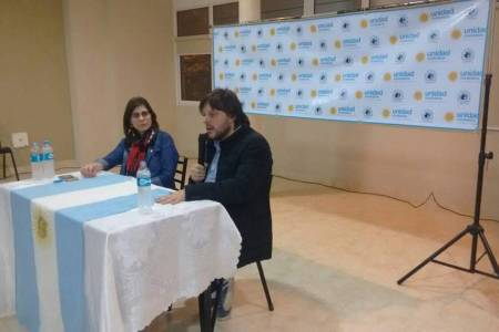 "Leandro Santoro: ""Macri aún es competitivo"""