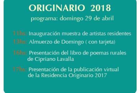 """Corral de Piedra, turismo rural """"Las Cortaderas"""" de la Agencia de Extensión Rural INTA Coronel Suárez."""