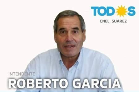 """Roberto García: """"Siempre estuve en el mismo lugar"""""""