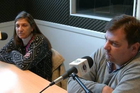 """Griselda Rodríguez: """"La UCR siempre tuvo en Pedro Rodríguez un candidato"""""""