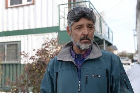 Este es el hombre que evitó una posible tragedia por el derrumbe en la Ruta 40